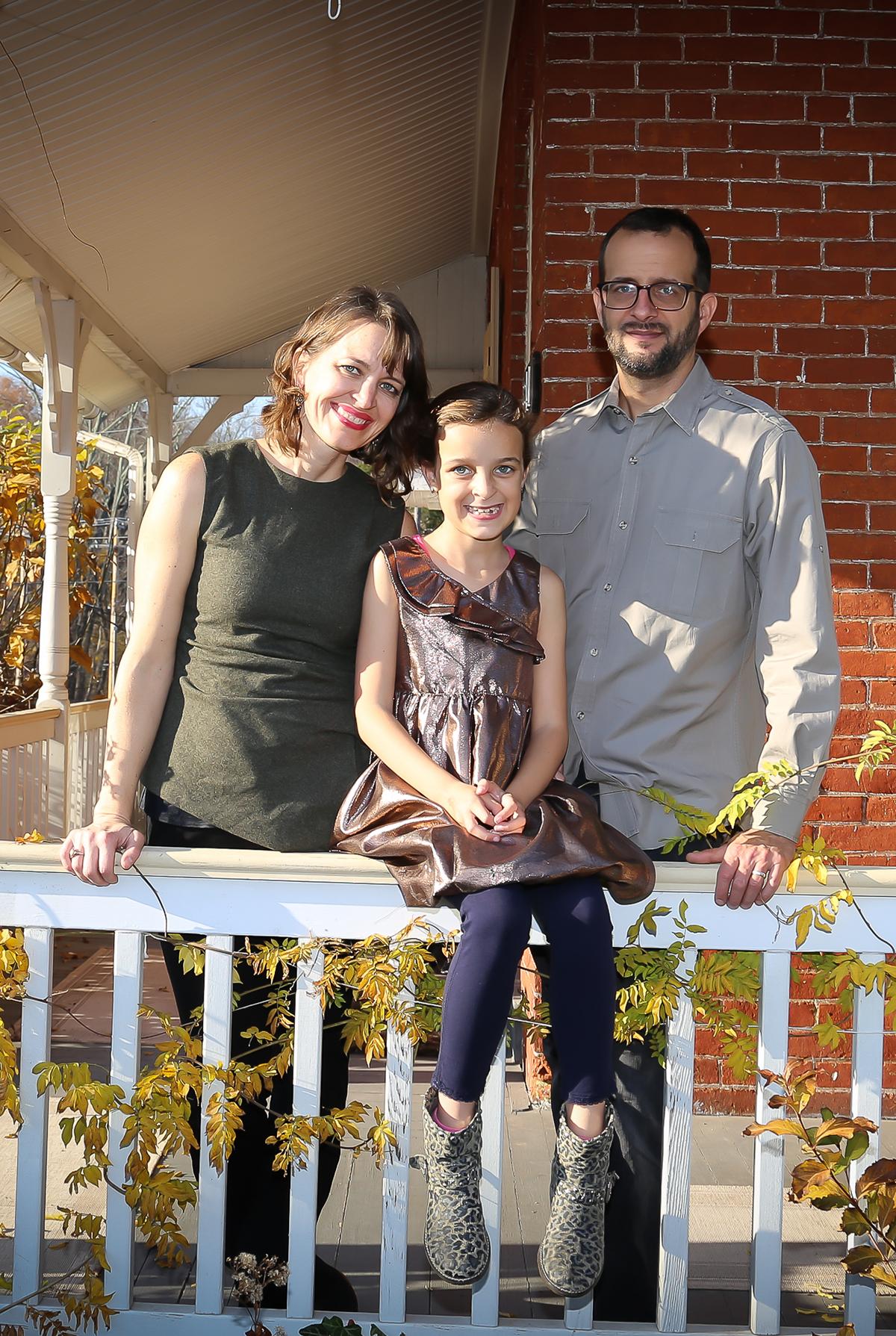 Anna & Family