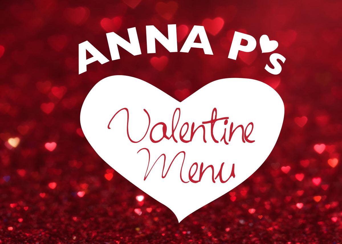 Special: 2019 Valentine's Menu